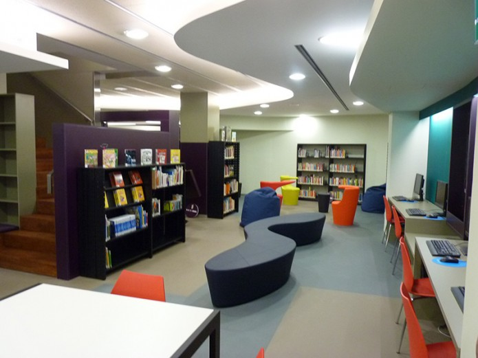 inmezzo Bibliotheque Metropolitan